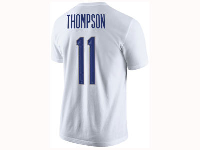 Klay Thompson Nike NBA Men's Rio Olympics USA Basketball Player T-Shirt