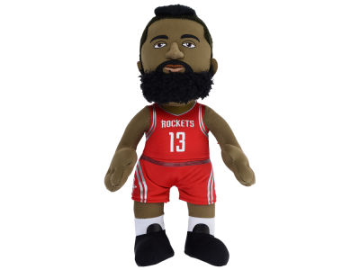 Houston Rockets James Harden 10inch Player Plush Doll