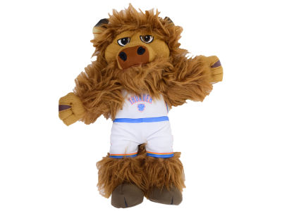 Oklahoma City Thunder 10inch Player Plush Doll