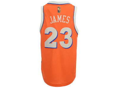 Cleveland Cavaliers LeBron James adidas NBA Youth Swingman Hardwood Classic Jersey
