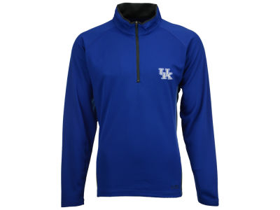 Kentucky Wildcats NCAA Men's Poly Half Zip Pullover