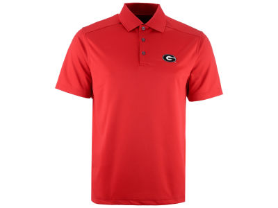 Georgia Bulldogs NCAA Men's Poly Mesh Polo Shirt
