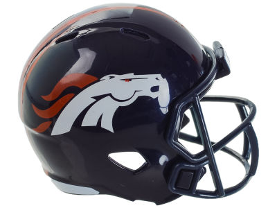 Denver Broncos Speed Pocket Pro Helmet