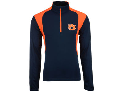 Auburn Tigers NCAA Men's Delta Quarter Zip Pullover