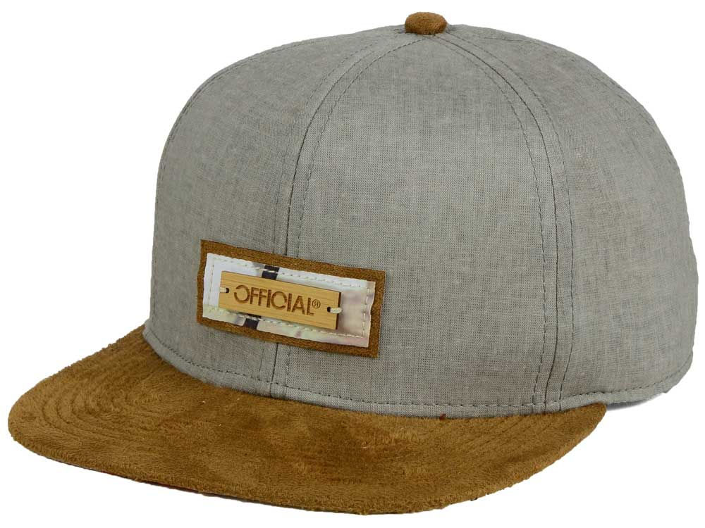 59d7d59c647 Official Bamboo Cham Strapback Hat
