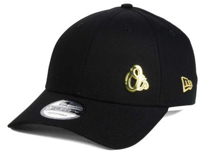 Baltimore Orioles New Era MLB O Gold Flawless 9FORTY Cap