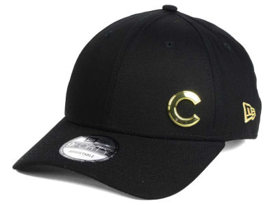 Chicago Cubs New Era MLB O Gold Flawless 9FORTY Cap
