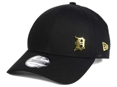 Detroit Tigers New Era MLB O Gold Flawless 9FORTY Cap