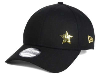 Houston Astros New Era MLB O Gold Flawless 9FORTY Cap