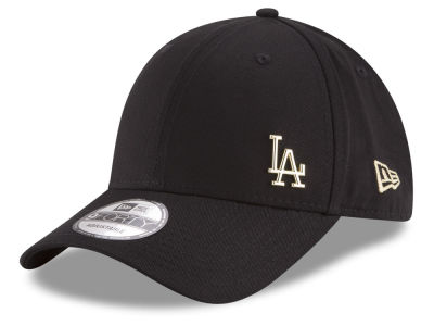 Los Angeles Dodgers New Era MLB O Gold Flawless 9FORTY Cap