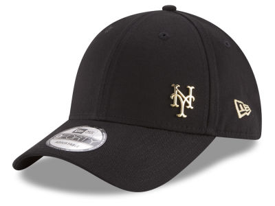 New York Mets New Era MLB O Gold Flawless 9FORTY Cap