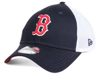 Boston Red Sox New Era MLB Neo Builder 39THIRTY Cap