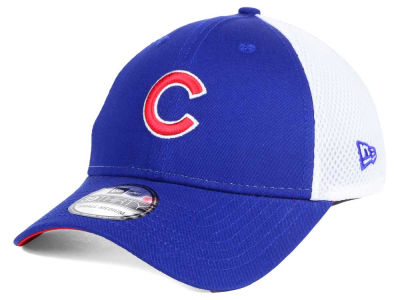 Chicago Cubs New Era MLB Neo Builder 39THIRTY Cap