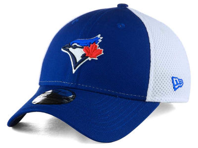 Toronto Blue Jays New Era MLB Neo Builder 39THIRTY Cap