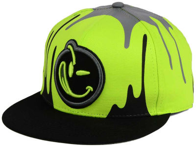 YUMS BT8 Downside Up Snapback Cap