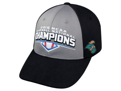 Coastal Carolina Chanticleers Top of the World NCAA 2016 Baseball College World Series Champs Cap