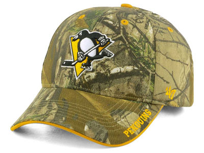 Pittsburgh Penguins '47 NHL Real Tree Frost Cap
