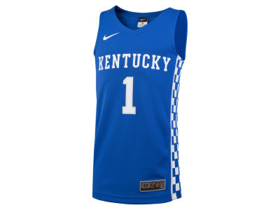 Kentucky Wildcats Nike NCAA Youth Replica Basketball Jersey