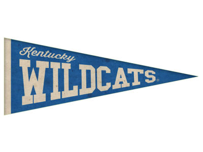 Kentucky Wildcats Varsity Club Canvas Pennant 11.5 x 30