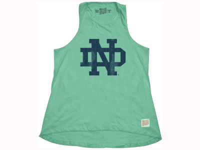 Notre Dame Fighting Irish Retro Brand NCAA Women's Muscle Tank