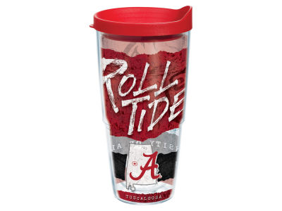 Alabama Crimson Tide 24oz Statement Wrap Tumbler