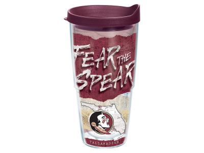 Florida State Seminoles 24oz Statement Wrap Tumbler