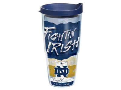 Notre Dame Fighting Irish 24oz Statement Wrap Tumbler