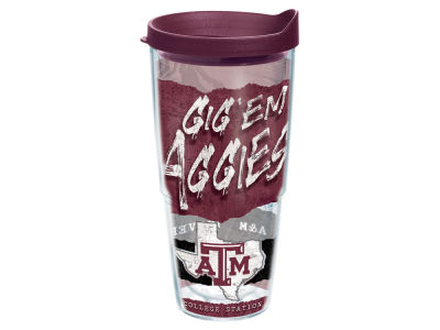 Texas A&M Aggies 24oz Statement Wrap Tumbler