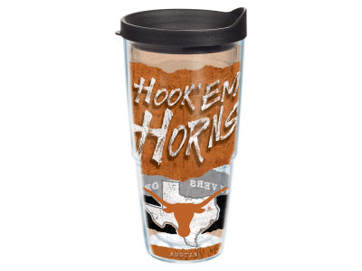 Texas Longhorns 24oz Statement Wrap Tumbler