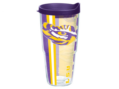 LSU Tigers 24oz Pride Wrap Tumbler