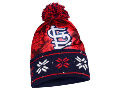 St. Louis Cardinals Light Up Ugly Sweater Knit