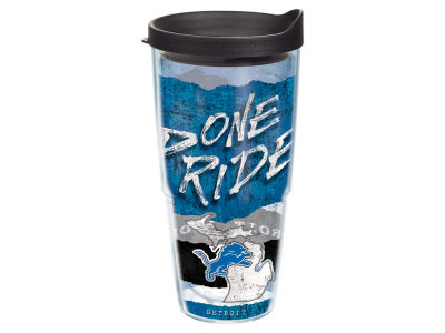 Detroit Lions 24oz Statement Wrap Tumbler