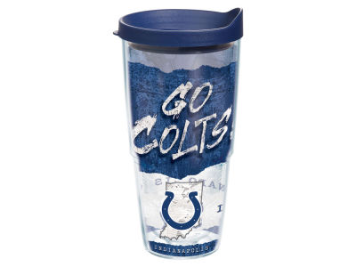 Indianapolis Colts 24oz Statement Wrap Tumbler