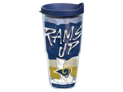 Los Angeles Rams 24oz Statement Wrap Tumbler