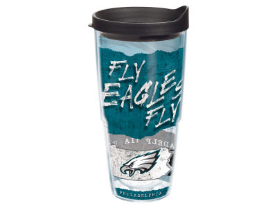 Philadelphia Eagles 24oz Statement Wrap Tumbler
