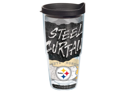 Pittsburgh Steelers 24oz Statement Wrap Tumbler