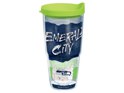 Seattle Seahawks 24oz Statement Wrap Tumbler