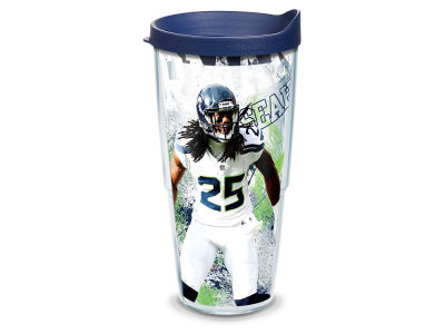 Seattle Seahawks 24oz Player Wrap Tumbler