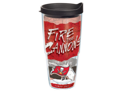 Tampa Bay Buccaneers 24oz Statement Wrap Tumbler