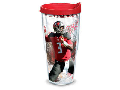 Tampa Bay Buccaneers Jameis Winston 24oz Player Wrap Tumbler