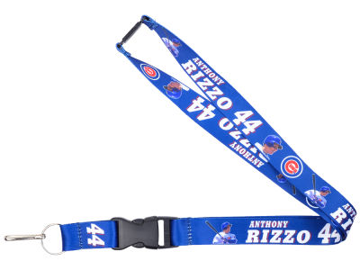 Chicago Cubs Anthony Rizzo Aminco Player Lanyard