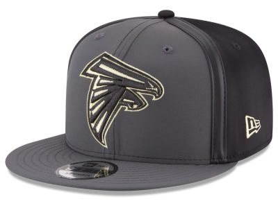 Atlanta Falcons New Era NFL Tactical Camo Band 9FIFTY Snapback Cap