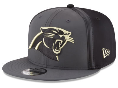 Carolina Panthers New Era NFL Tactical Camo Band 9FIFTY Snapback Cap