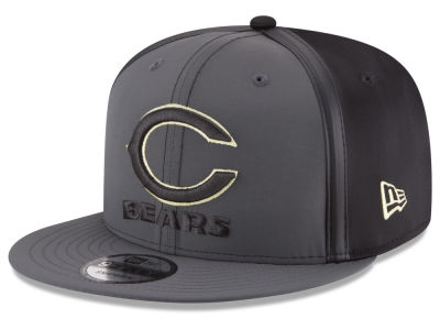 Chicago Bears New Era NFL Tactical Camo Band 9FIFTY Snapback Cap