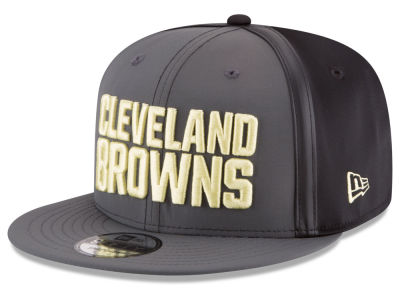 Cleveland Browns New Era NFL Tactical Camo Band 9FIFTY Snapback Cap