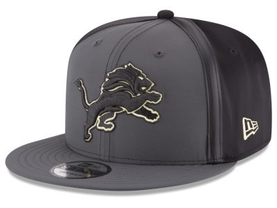 Detroit Lions New Era NFL Tactical Camo Band 9FIFTY Snapback Cap