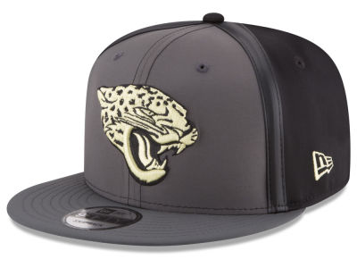 Jacksonville Jaguars New Era NFL Tactical Camo Band 9FIFTY Snapback Cap