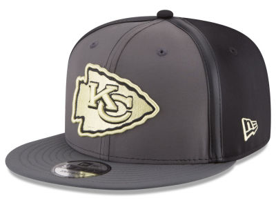 Kansas City Chiefs New Era NFL Tactical Camo Band 9FIFTY Snapback Cap