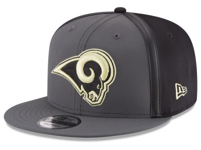 Los Angeles Rams New Era NFL Tactical Camo Band 9FIFTY Snapback Cap