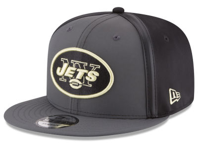 New York Jets New Era NFL Tactical Camo Band 9FIFTY Snapback Cap